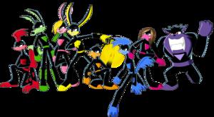 Loonatics Characters
