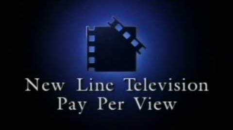 New Line Television Pay Per View logo (1995)