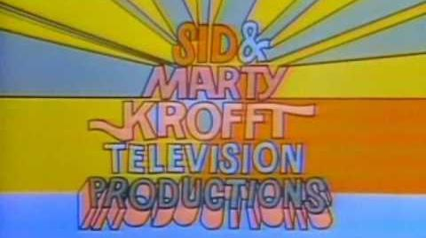Sid & Marty Krofft Productions short logo (1971)