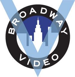 Broadway Video 2006 logo