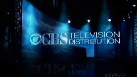 CBS Television Distribution logo (2007 with Paramount 1987 music)