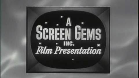 Screen Gems Television Logo (1952-B)