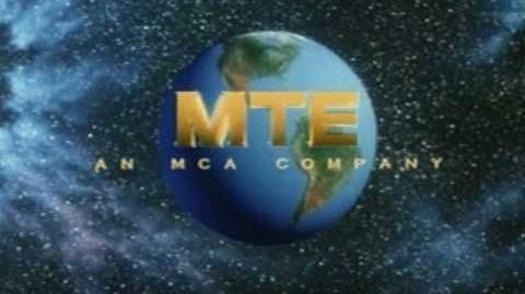 MCA Television Entertainment logo (1991)