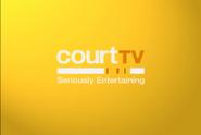 Court TV 2005 network ID (yellow)