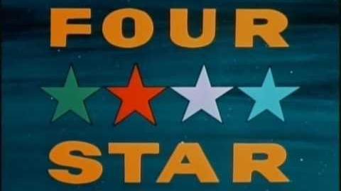 "Four Star Television Logo (1967) ""The Diamonds"" Shortened Jingle"