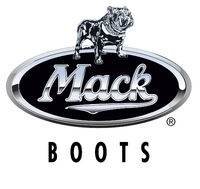 Mack Full Colour Logo BOOTS