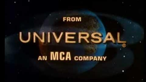 """""""From"""" Universal Television Logo (1975)"""