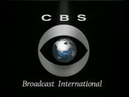 CBS Broadcast International 1995 2