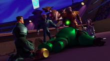 Kilowog fake death