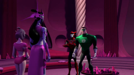 Green Lantern: The Animated Series #122 - Love is a