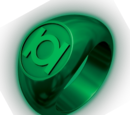 Green Lantern Power Ring