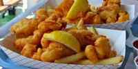 Gluten-free Fried Fish and Chips