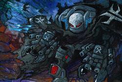 Gallery-wraiths