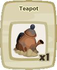 Inv Teapot