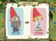 Gnome Town 2 screen