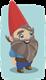 Icon Gnome