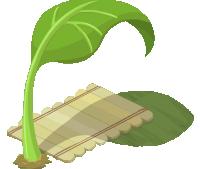 Leaf Umbrella (200)