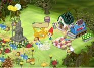 Gnome Town 6 screen