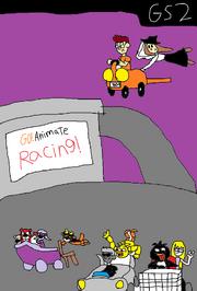 GoAnimate Racing