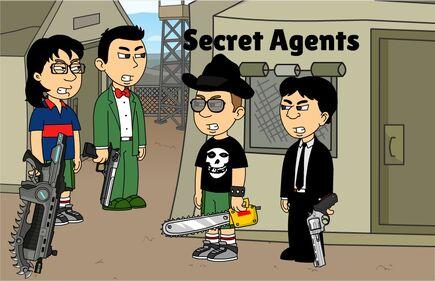 Secret Agents (2)