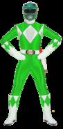 MMPR-Green Bandai