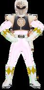 SuperMMPR-White Bandai