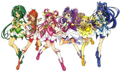 Yes precure 5 gogo by maria c3497-d8h0tv4
