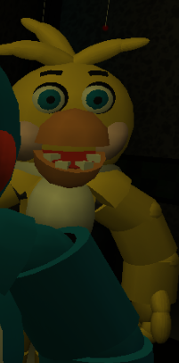 Toy Chica in Roblox