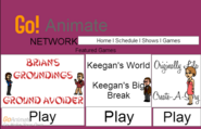 GoAnimate Network Design (2005)