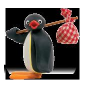 Pingu the penguin