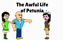 The Awful Life of Petunia poster