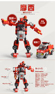 QLT Warriors League Kre-O-style Optimus Prime Combiner Image (16) scaled 600