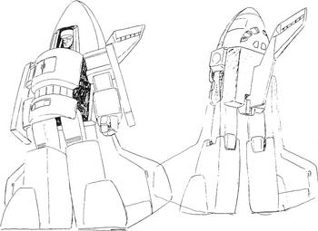 Shuttle Robo