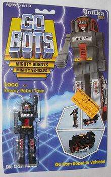 Locogobot-toy