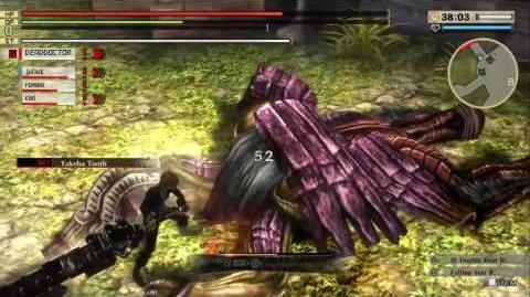 GOD EATER 2 RAGE BURST - Story 16- Beastgale