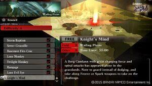 R4 Knight's Mind