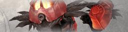 Fallen Zygote Blaze Banner