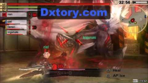 God Eater 2 - Origin of the Voilent Gods