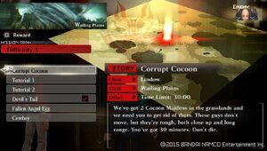 Corrupt Cocoon