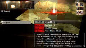 UR2 Mayflies