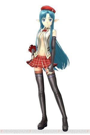 Asuna (Alisa outfit)