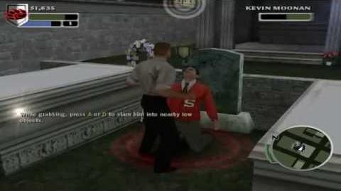 Godfather - Grave situation (with commentary)