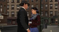 Serafina and Johnny