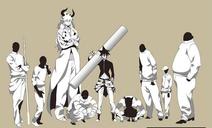Nine Great Kings
