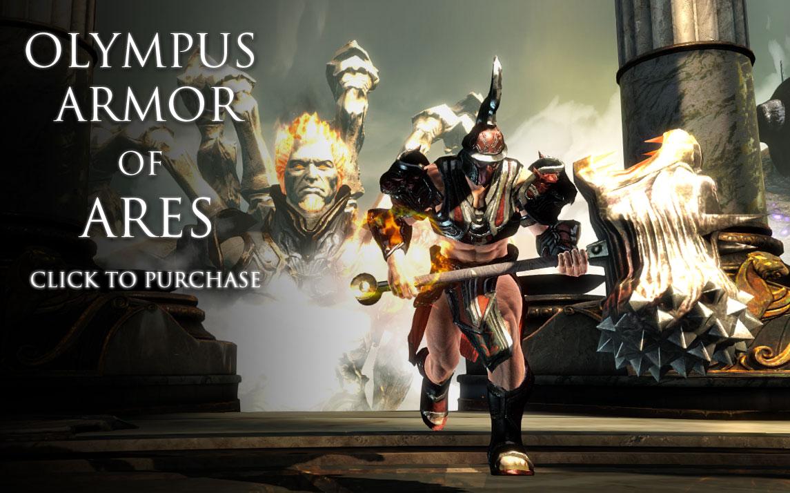 olympus armor of ares god of war wiki fandom powered