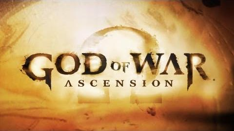 God of War Ascension - Gameplay trailer boss multiplayer preview gow 4 official trailer