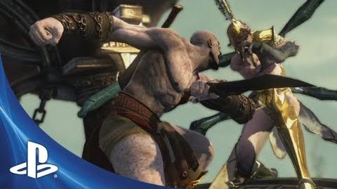 God of War Ascension Single-Player Gameplay Tease