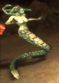 Gorgon (God of War Chains of Olympus)