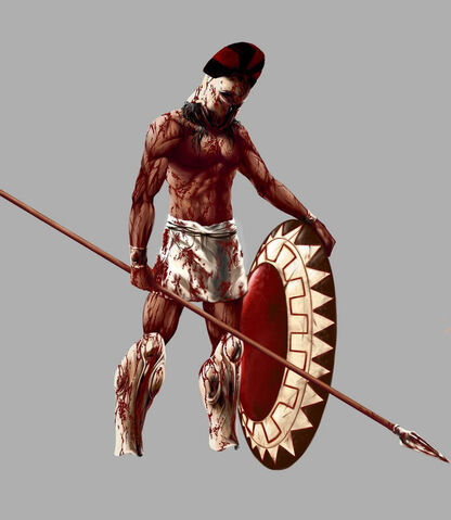 File:Spartan Hoplite by PepperWolf-1-.jpg