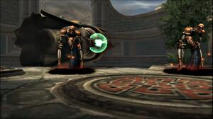 Wraith of Athens (God of War II)